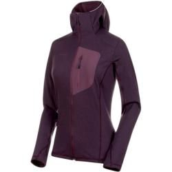 Photo of Mammut Aconcagua Light Ml Hooded Jacket giacca con cappuccio da donna viola Xl Mammut