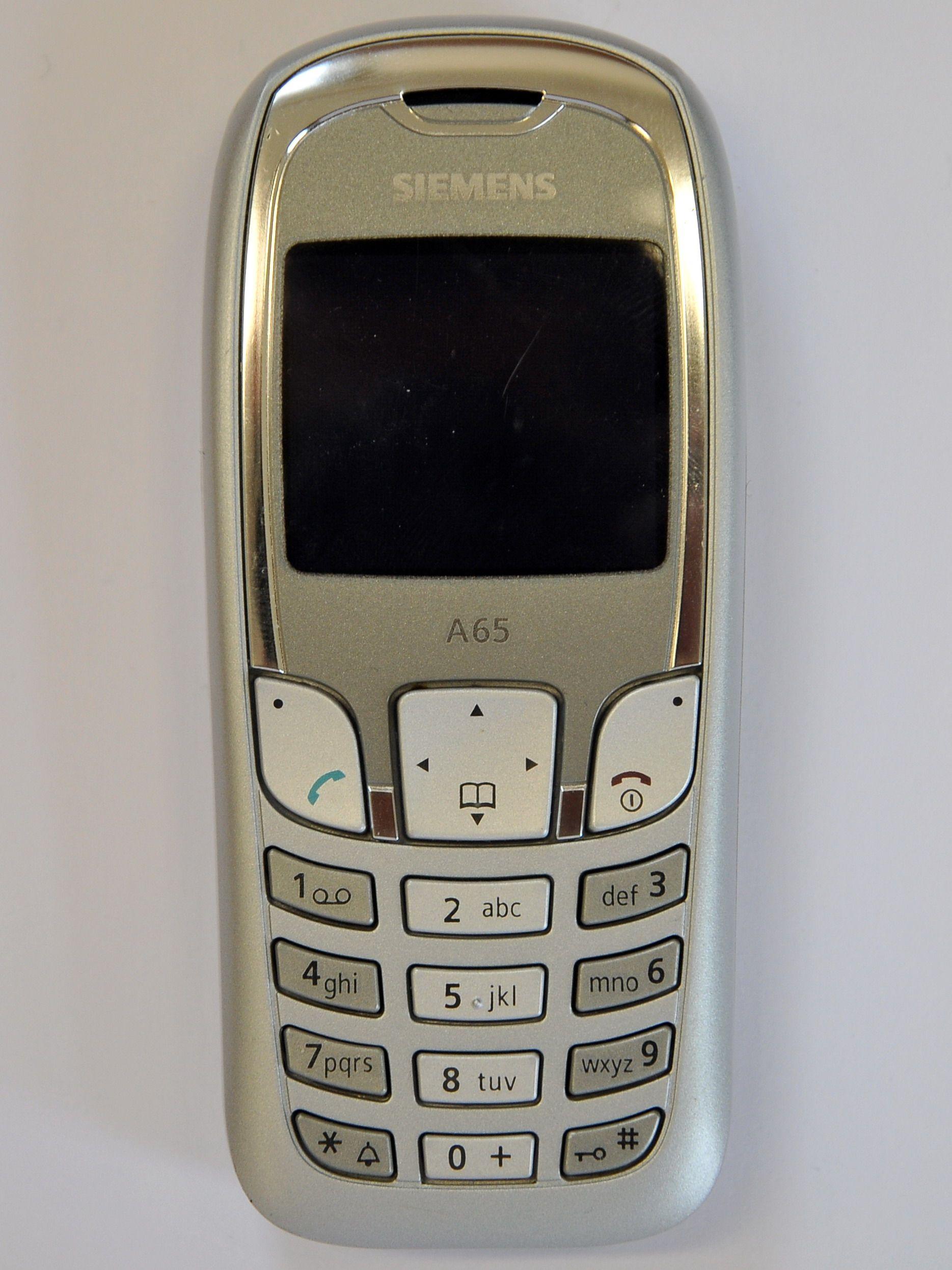 siemens a65 google search old phone pinterest rh pinterest com