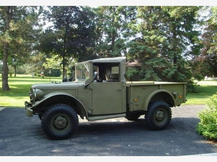 1951 Dodge M37 for sale near Woodland Hills, California 91364