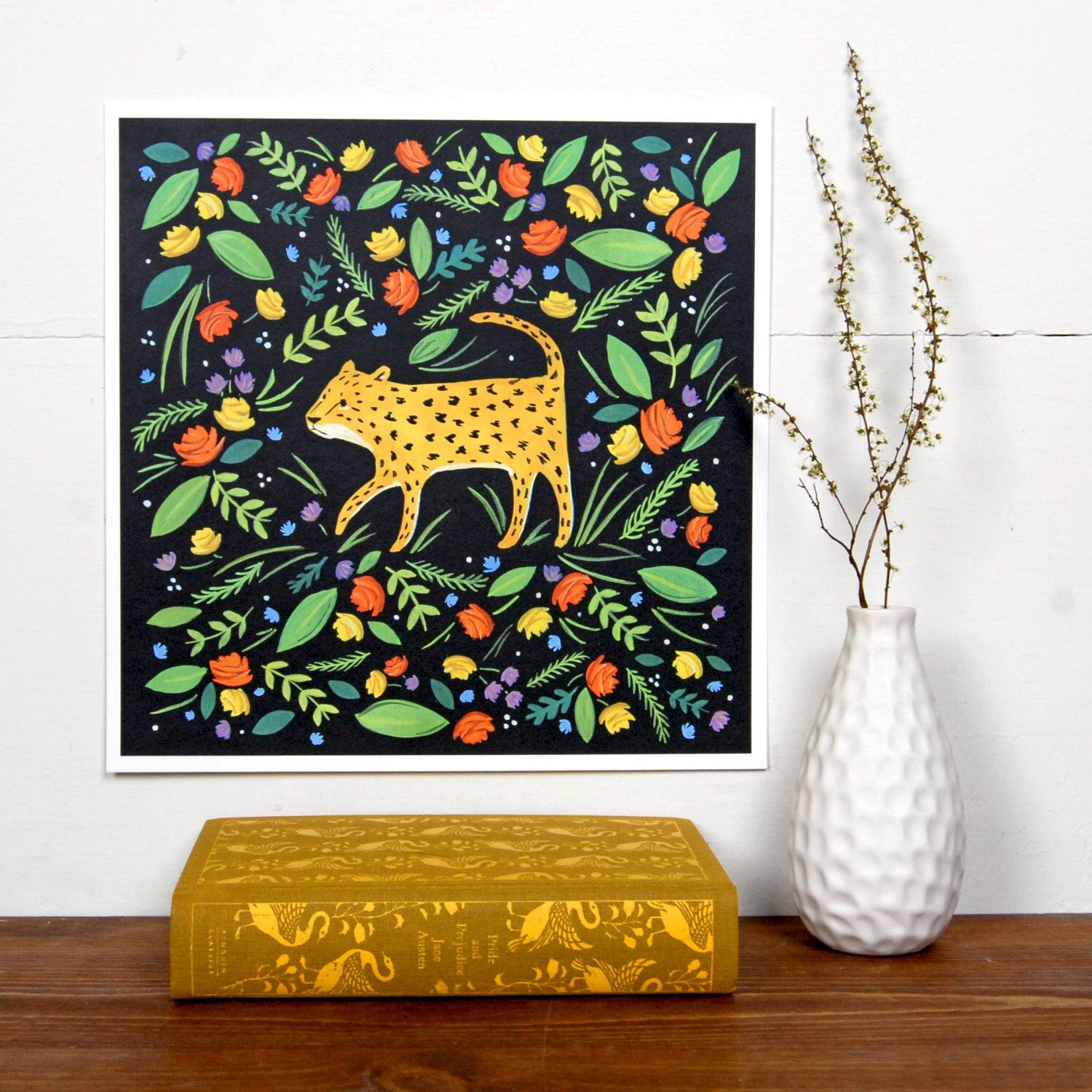Lonely Hunter by wildwanderco on Etsy https://www.etsy.com/listing/241719387/lonely-hunter