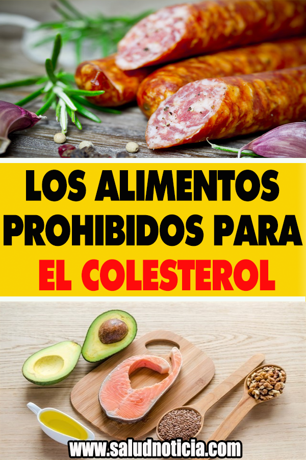 Los Alimentos Prohibidos Para El Colesterol Food Meat Salami
