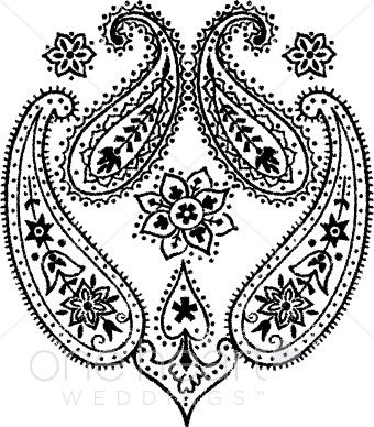 Paisley Clipart Paisley Coloring Pages Clip Art Hand Lettering