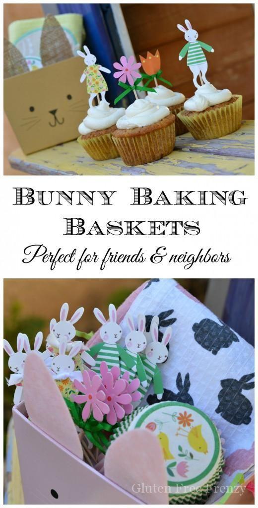 Pretzel bunny bark recipe easter baskets easter and easter bunny easter bunny negle Images