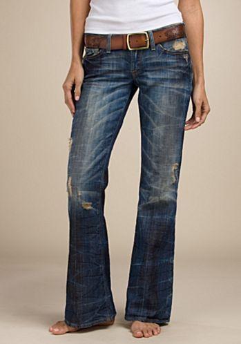 Legend Women's Flare Jeans - Legend Bottoms - Lucky Brand Jeans ...