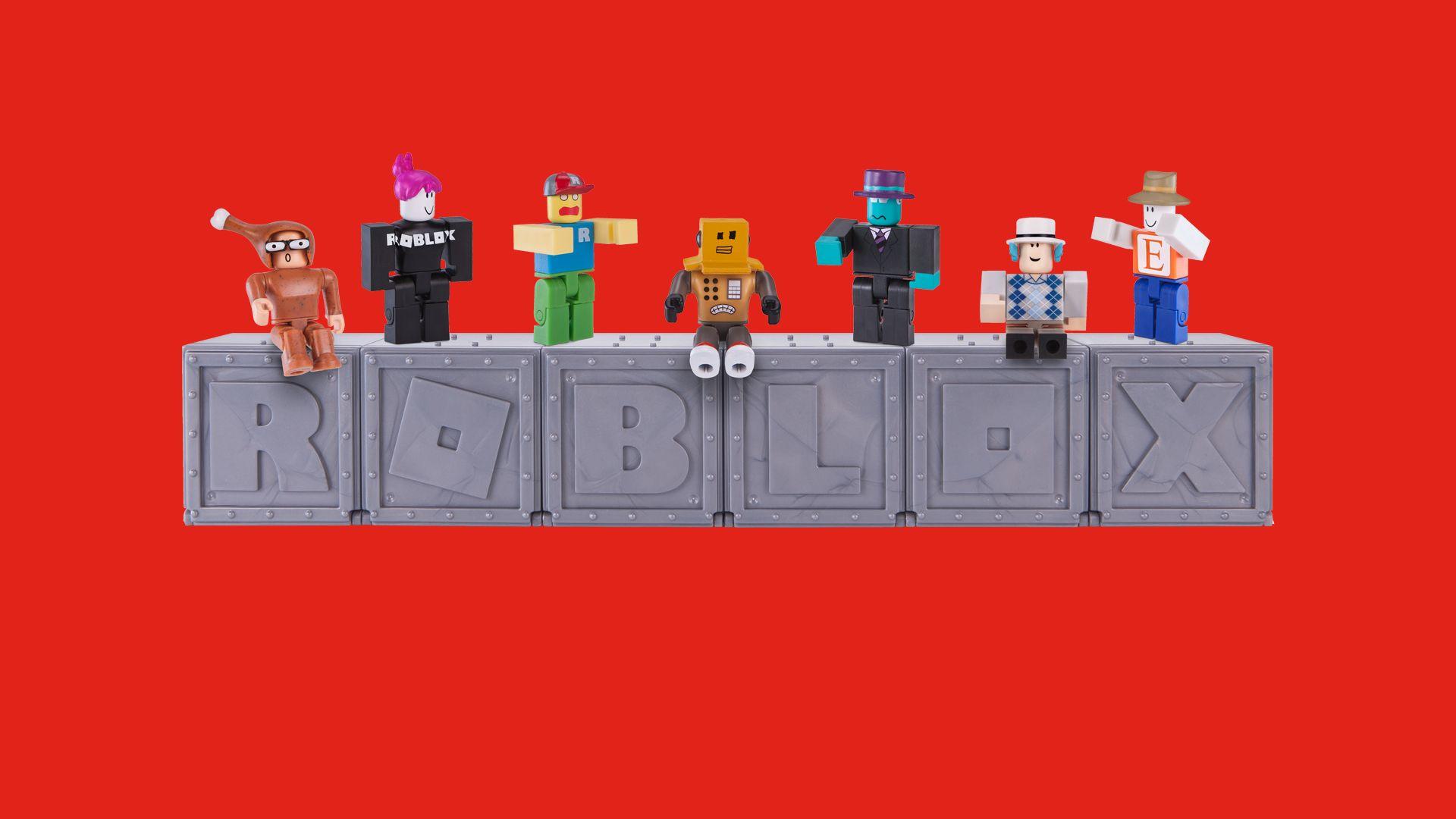 Introducing Roblox Toys Deti I Vospitanie Deti Vospitanie