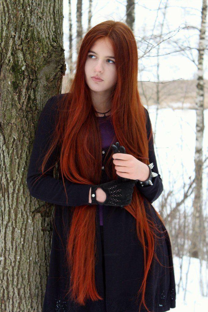 long red hair - Google Search   Beautiful Long Hair   Long ...