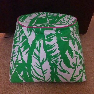 Wonderful New Lilly Pulitzer For Target Floor Pouf/Ottoman/Outdoor Pillow   Boom Boom Great Ideas