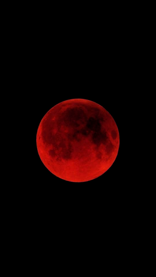 Red Moon Wallpaper Lockscreen Red Moon Red Wallpaper Beautiful Moon