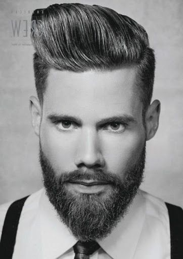 Tremendous 1000 Images About Beard Style On Pinterest Short Hairstyles For Black Women Fulllsitofus