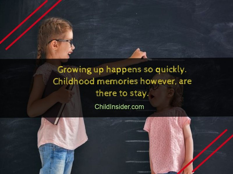 40 Best Quotes About Kids Growing Up Fast (With Images ...
