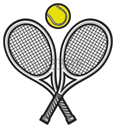 Tennis Rackets And Ball Tennis Design Tennis Symbol Tennis Racket Tennis Art Tennis Pictures