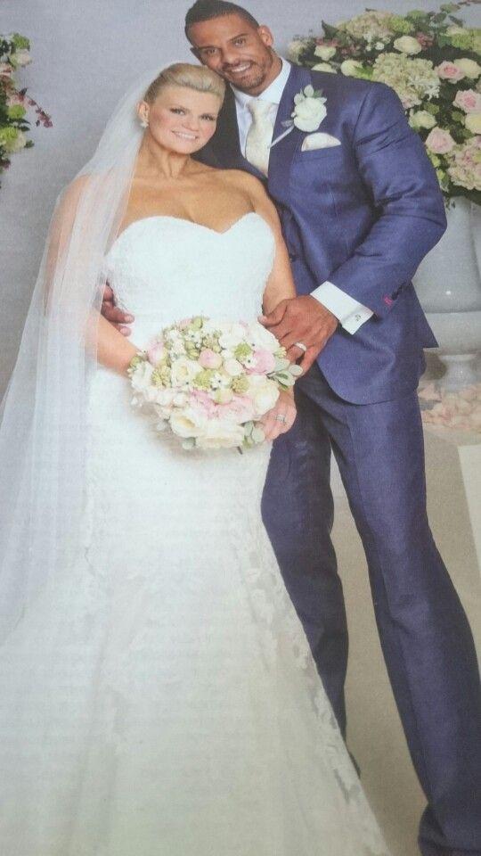 Kerry Katona Wedding Dress 2014