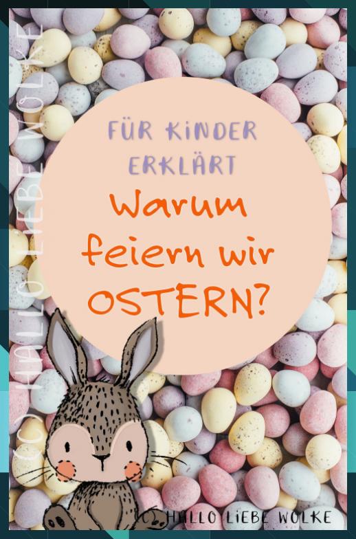 Why do we celebrate Easter? #ostern #history #children #kiga #kindergarten #freebie #arts and crafts #Celebrate #children #creative crafts #Easter #FREEBIE #History #kiga #Kindergarten #ostern #valentines day crafts #yarn crafts