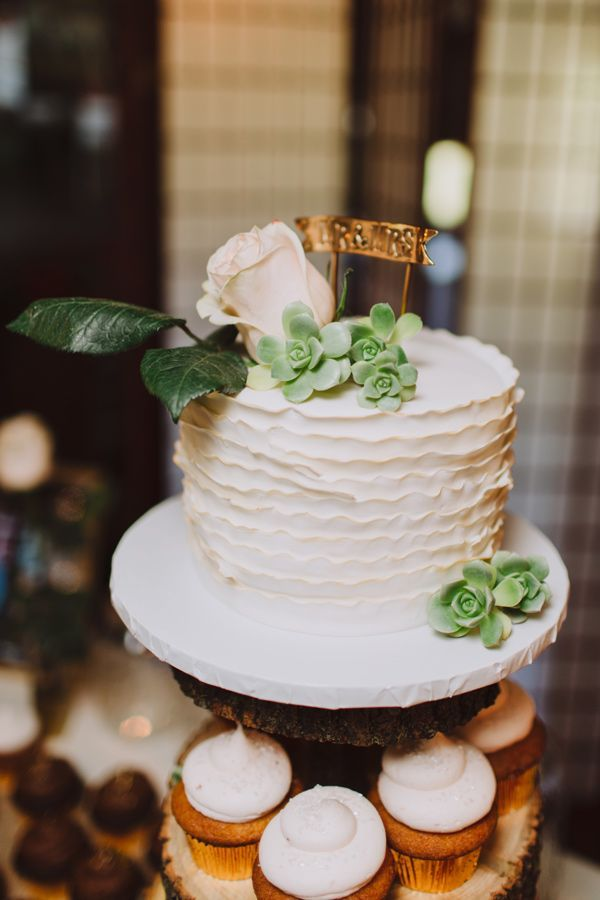 30 Succulent Wedding Cake Idea 2015s Hottest Trend