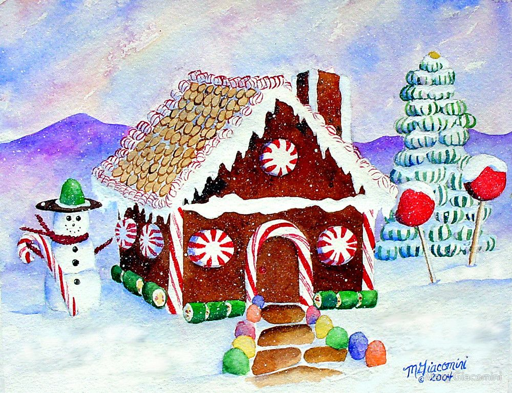 29++ Gingerbread house window painting ideas in 2021