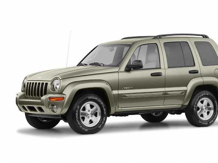 2004 Jeep Liberty Information Con Imagenes