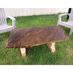 Image result for Outdoor coffee tables with flagstone tops Patio