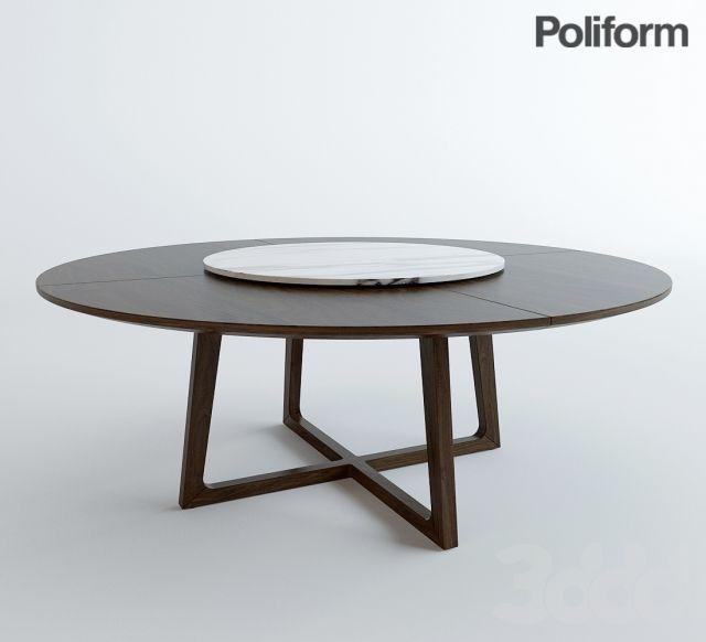 Concorde Poliform Furniture Table Furniture Furniture