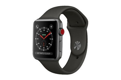 Asi Es El Nuevo Apple Watch Series 3 Apple Watch Series 3 Apple
