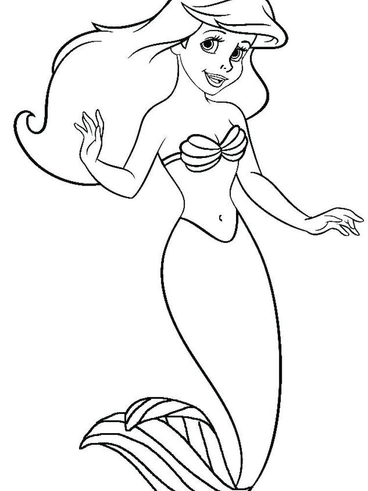 Free Printable Coloring Pages Disney Ariel Below Is A Collection Of Ariel Coloring Page That You Mermaid Coloring Pages Ariel Coloring Pages Mermaid Coloring