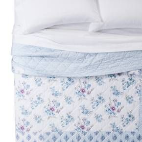 Blue Dascha Patchwork Quilt Simply Shabby Chic Target