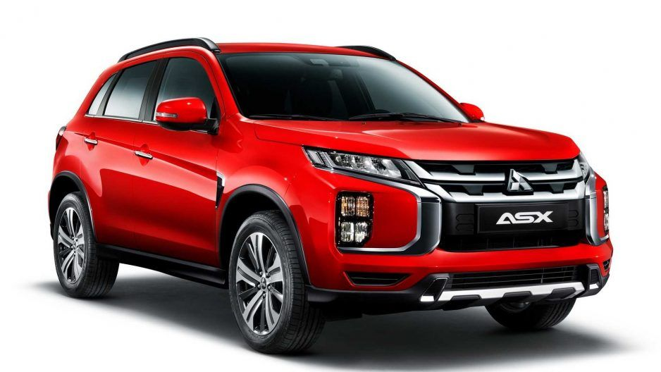 The 2020 Mitsubishi Asx Is A New Appealing Suv Made By The Popular Japanese Company First Of A Mitsubishi Outlander Mitsubishi Outlander Sport Outlander Sport