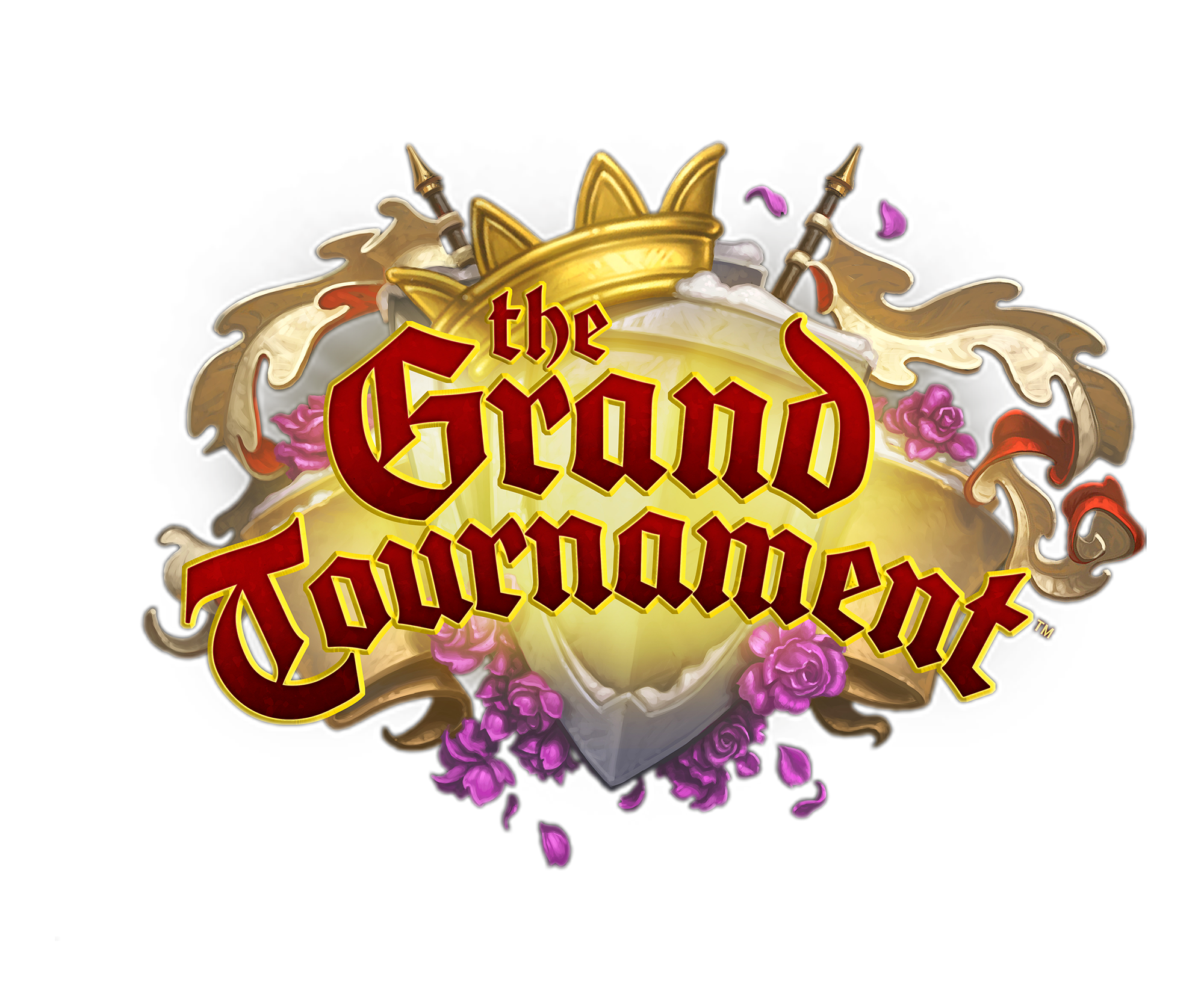 Logo The Grand Tournament Expansion Artist Blizzard Entertainment