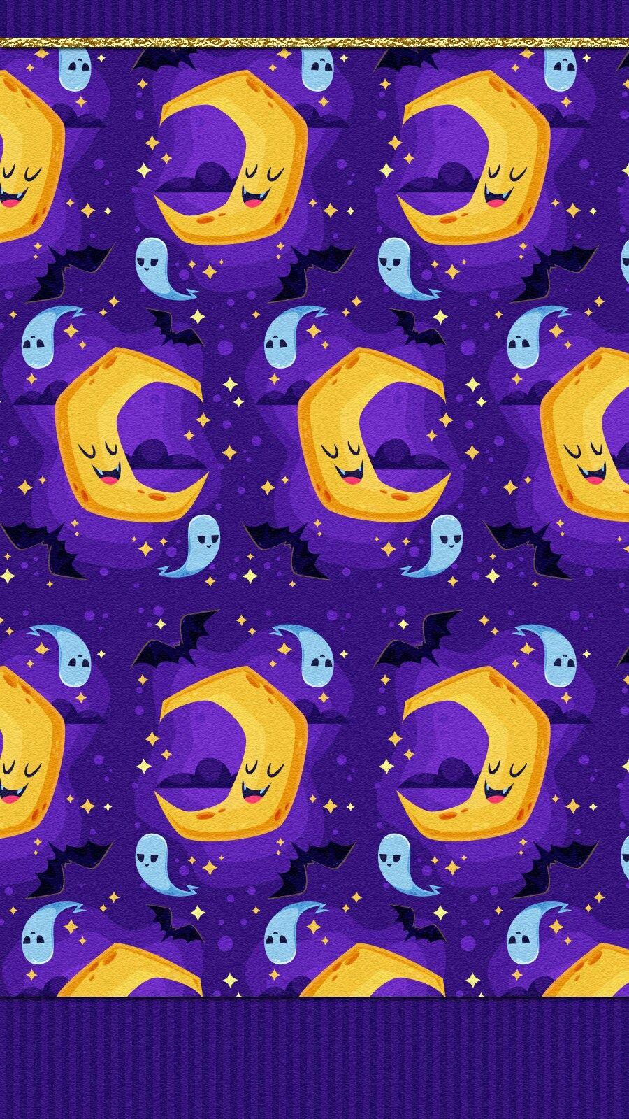 halloween iphone wallpaper Cute backgrounds, Pretty