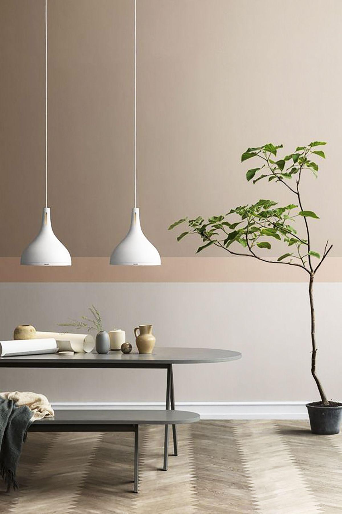 Offriamo pitture per ogni ambiente, interno ed esterno: Color Tortora Abbinamenti Per Le Pareti Deco Salon Decoration Interieure Deco Interieure