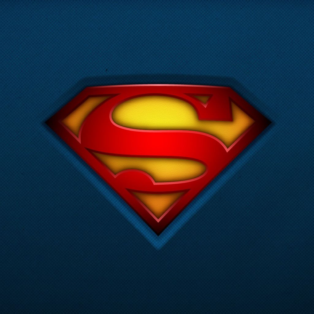 Superman Ipad Wallpapers With Images Superman Wallpaper Logo