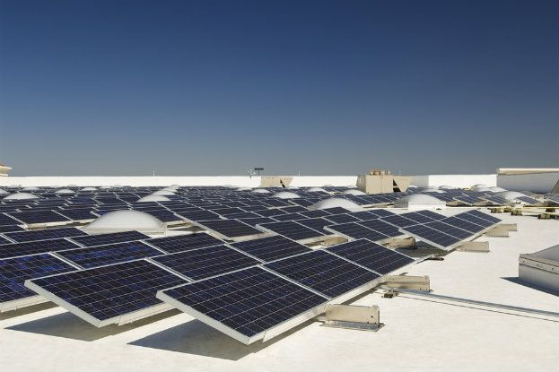 An African Solar Plant Could Power Uk Homes By 2018 Solar Uk Homes Solar Panels