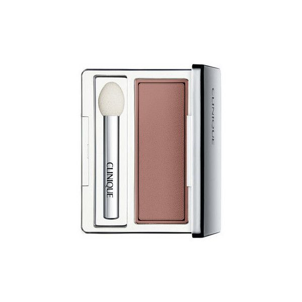 Clinique All About Shadow Soft Matte Single Eye Shadow Compact ($17) ❤ liked on Polyvore featuring beauty products, makeup, eye makeup, eyeshadow, nude rose, clinique eye makeup, clinique, clinique eyeshadow, eye brow makeup and clinique eye shadow