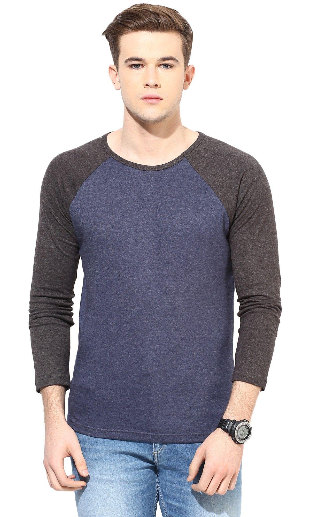 Henley Full Sleeve T-shirt