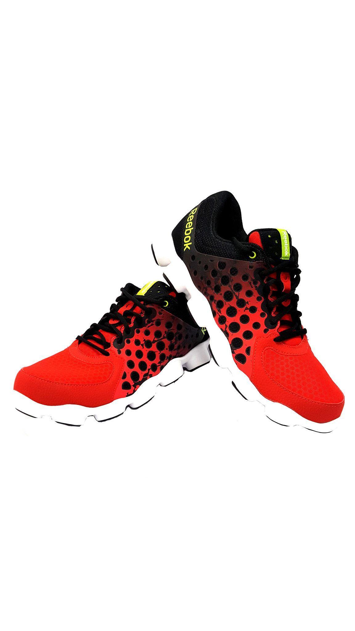 322b1d95d6c5 Reebok ATV 19 Men Running Shoes Red Black White