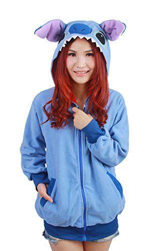 Stitch Hoodie Kostüm-Idee | ca €22 | Karneval, Halloween & Fasching