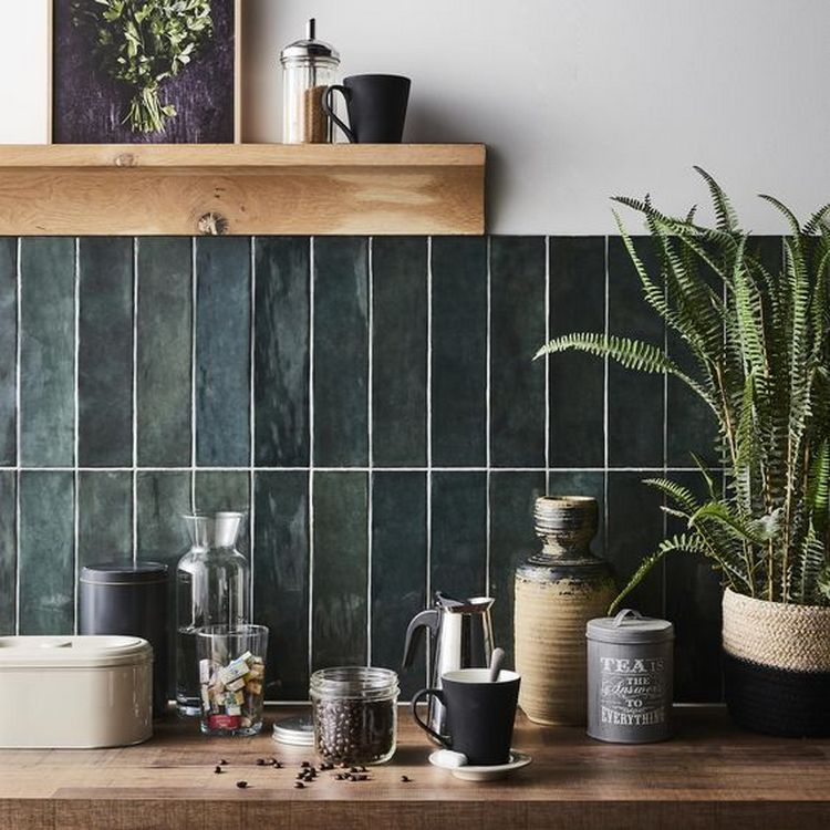 21 Stylish Ways To Lay Subway Tiles • One Brick At A Time