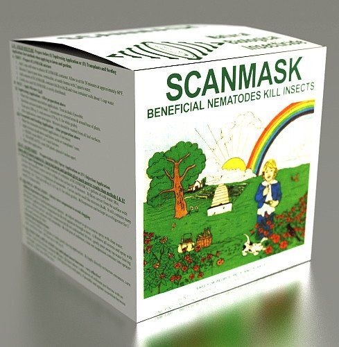 Dr Pye S Scanmask Live Beneficial Nematodes Kills Over 230 Bugs Hirts Beneficial Insects Http Www Amazon Com Termite Control Termites Beneficial Insects
