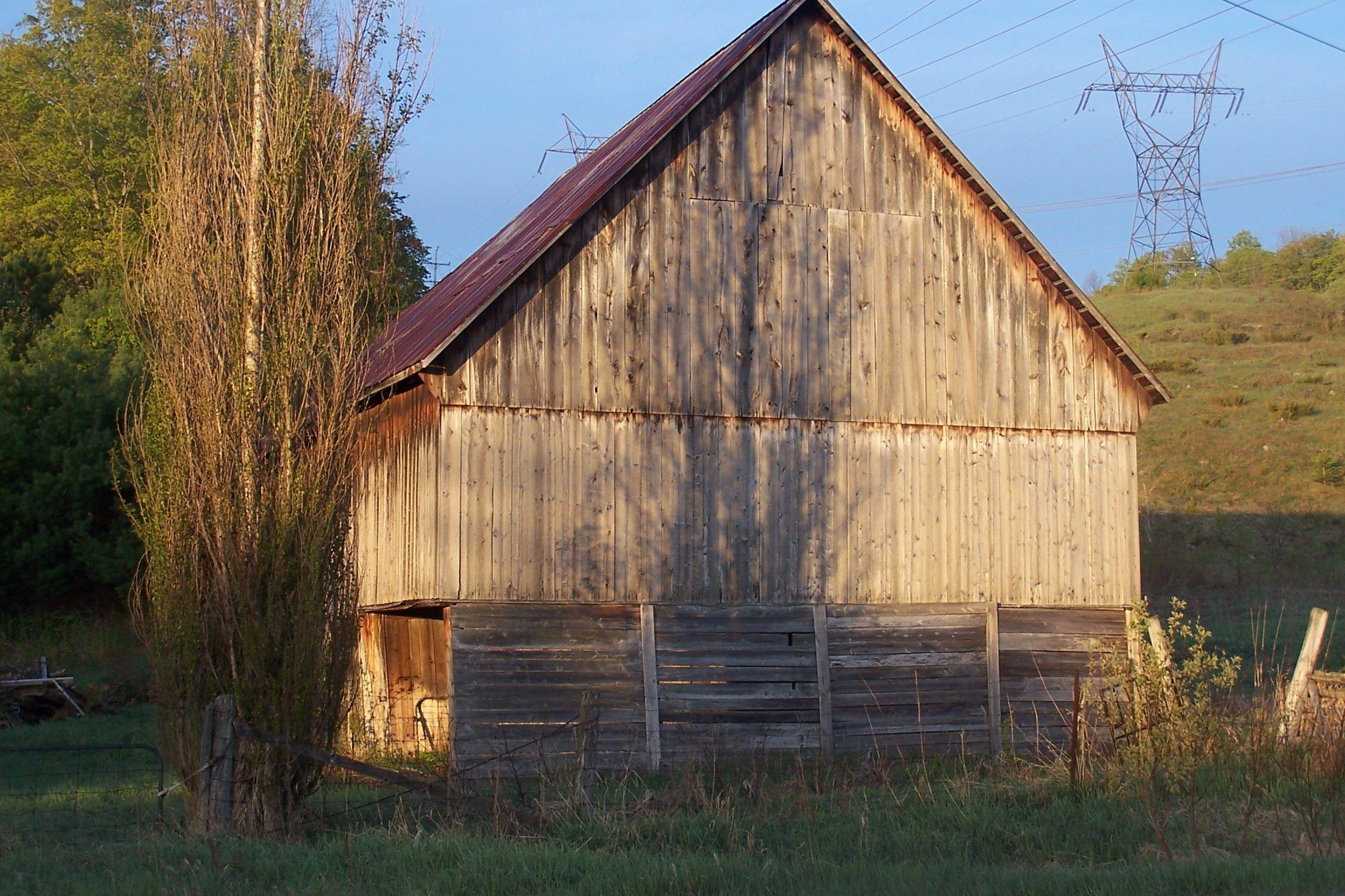 Taken along Eagle Lake Road in Haliburton County