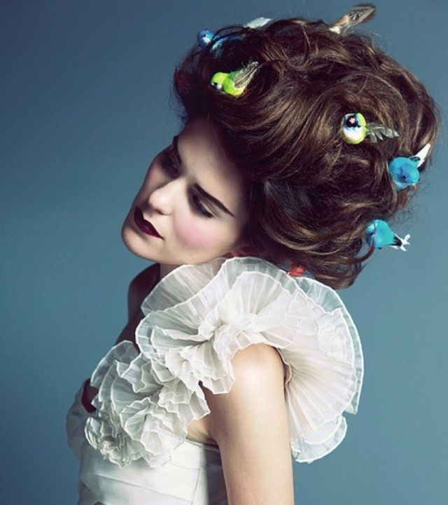 birds nest hair style birds nest hair styles 6905
