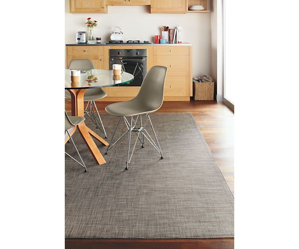 room board chilewich basketweave 6x811 floor mat are - Dining Room Floor Mat
