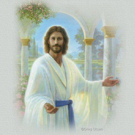 meeting jesus in heaven | jesus lives jesus christ died upon the