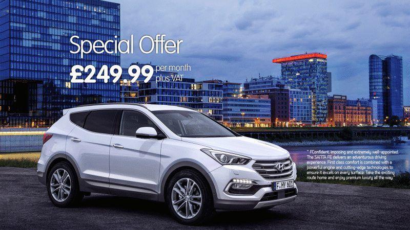 Hyundai SantaFe (see full offer at http://goo.gl/PG7ROX)
