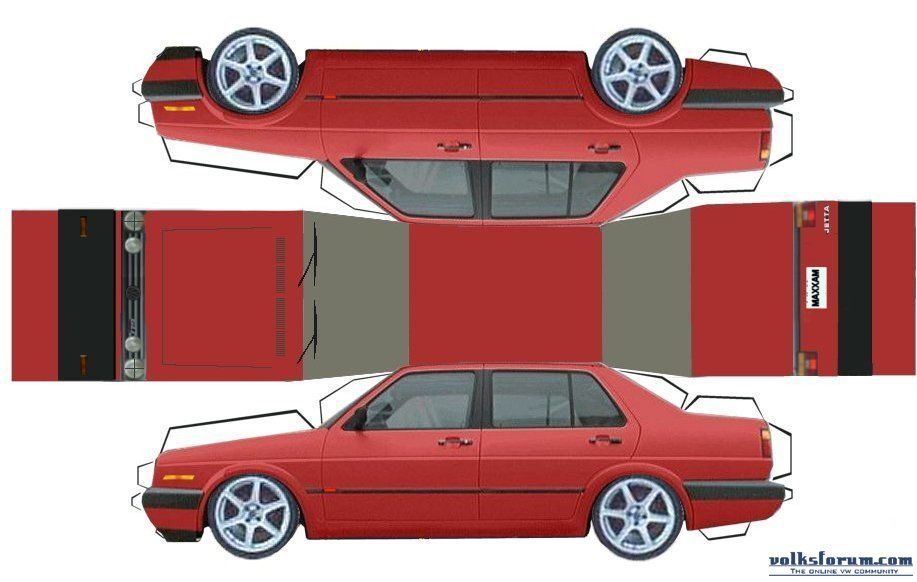 Printable Paper Cars Cutouts | Re: Paper Cut out Cars
