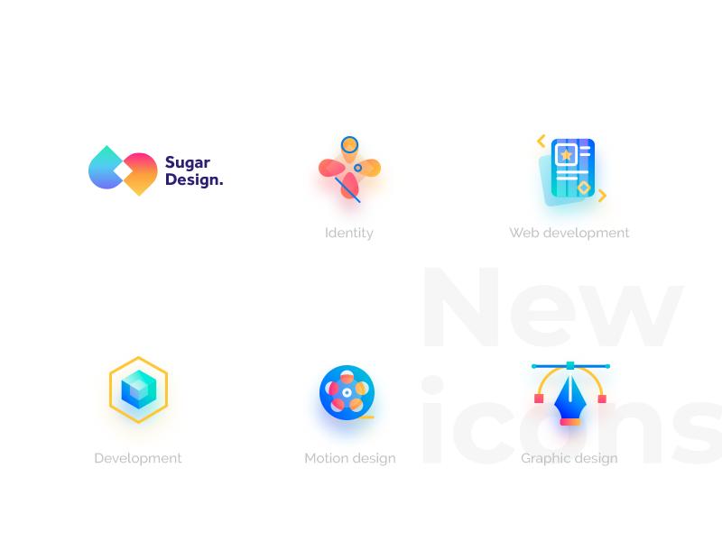 Service Icons Flat Design Icons Icon Icon Design