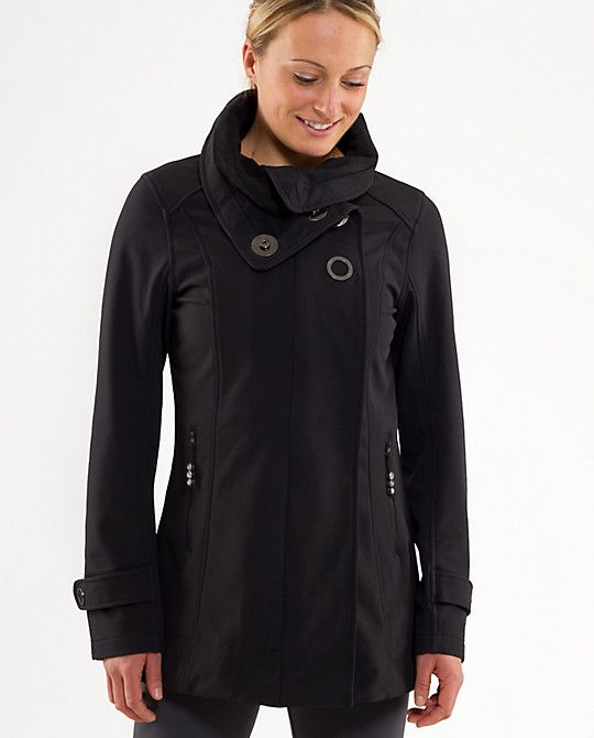 268cf47ef2 Lululemon Audrey Jacket. One of the best jackets I've ever owned ...