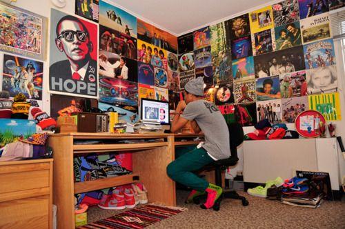 awesome   Room stuff   Pinterest   Dorm, Dorm room and Dorm rooms boys