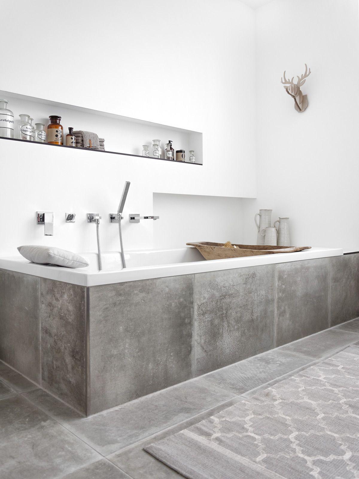 DEKORATION | Bathtub design byCOCOON.com | free standing bath | bath ...