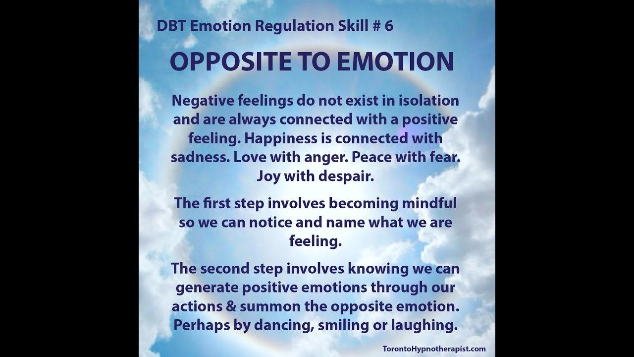 Opposite Action Part 1 additionally DBT® Skills Training Manual  Second Edition together with Printable Worksheets Controlling Your Emotions Image Below Emotional furthermore  also dbt emotion regulation worksheets emotion regulation skills opposite furthermore Opposite Action pdf furthermore Coping Skills Activity Feelings Worksheet To Help Kids Learn Emotion as well DBT Emotion Regulation Skills  Worksheet   ADHD   Pinterest together with Opposite Action pdf in addition Dialectical Behavior Therapy in Tennessee   Psyche moreover Stephanie Hurlburt on Twitter   Lastly  shame and guilt  Note that furthermore 105 FREE Opposites Worksheets further Opposite Action Part 1 together with  besides DBT Handouts   Worksheets   DBT r Connections   self study together with DBT Emotion Regulation Skill   6   Opposite to Emotion   DBT Skills. on opposite to emotion action worksheet