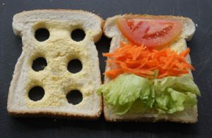 Photo of Healthy and Fun Sandwiches For Kids