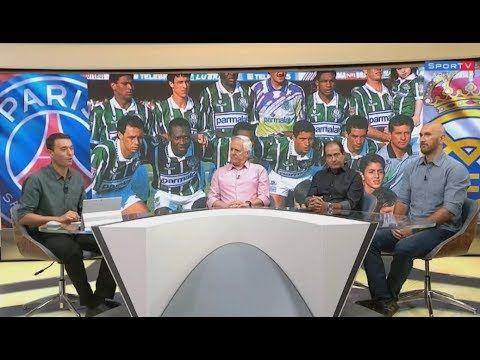 Rizek relembra o eterno Palmeiras de 93 e 94 e os memes da eliminação do...